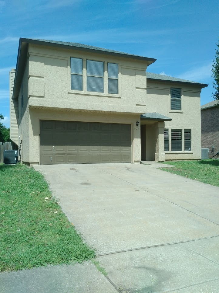 $1945- 4-2.5, Two-story Stucco In Grand Prairie, Convenient to Bush, I-20